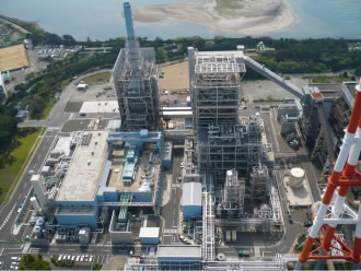 IGCC(石炭ガス化複合発電)開発プロジェクトの目的